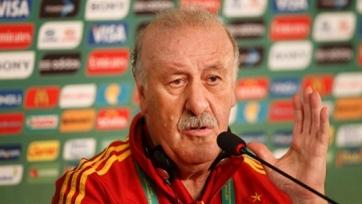 Дель Боске: «У нас есть время хорошо подготовиться к матчу с Италией»