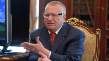 Жириновский выступает против назначения иностранца на пост главного тренера сборной России