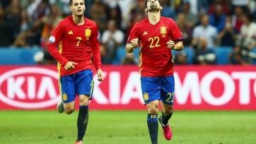 Мората: «Испания должна показать свою лучшую игру в матче с Италией»
