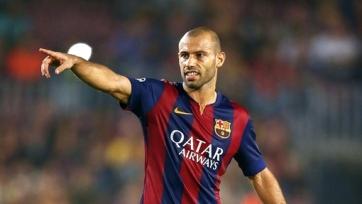 Маскерано остаётся в «Барселоне»