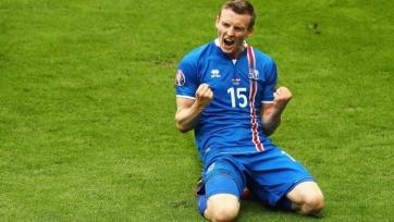 Исландцы одержали первую победу в Чемпионатах Европы
