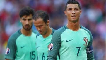 Сборная Португалии поставила новый рекорд Чемпионатов Европы