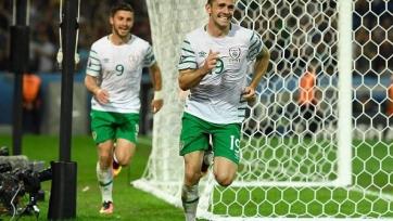 Сборная Ирландии неожиданно обыграла итальянцев
