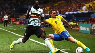 Бельгия одолела Швецию, скандинавы едут домой