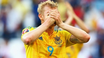 Украина оказалась худшей сборной Евро-2016