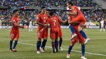 Сборная Чили обыграла Колумбию и вышла в финал Кубка Америки