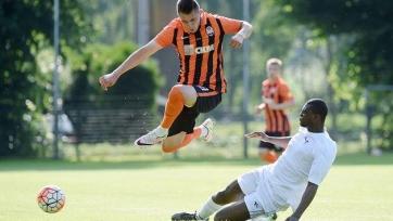 «Шахтёр» забил девять голов в ворота голландского любительского клуба