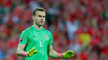 Акинфеев попал в пятёрку лучших вратарей Евро-2016 по числу сэйвов