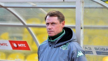 Кононов: «Не стоит делать трагедию из вылета сборной России»
