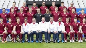 Премиальные сборной России составили восемь с половиной миллионов евро
