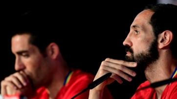Хуанфран: «Сборная Испании должна вооружиться философией «Атлетико»