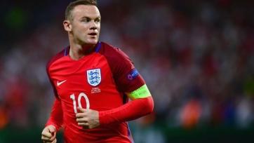 Руни: «Сборная Англии рассчитывает выиграть Евро-2016»