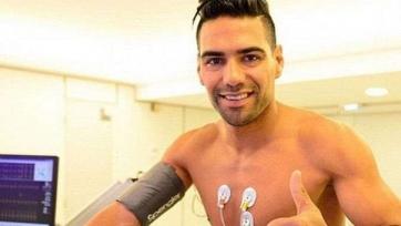 Официально: Фалькао вернулся в «Монако»
