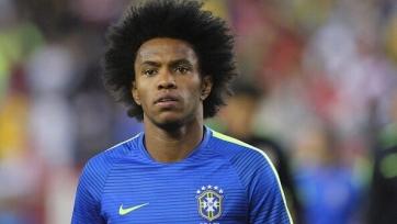 Виллиан не сыграет на домашней Олимпиаде в Рио-де-Жанейро