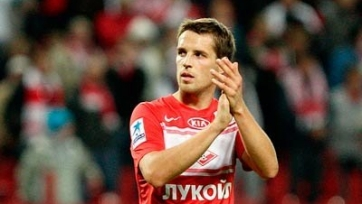 Официально: Кирилл Комбаров будет выступать за «Томь»