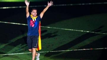 Хави: «Испания и Италия могли бы сыграть в финале»