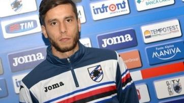 Рикардо Альварес продлил контракт с «Сампдорией» до 2019-го года
