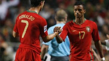 Нани: «Забив Венгрии, Роналду заткнул критиков»