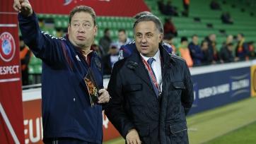 Мутко: «Слуцкий покидает сборную России»