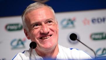 Дешам: «Надеюсь, в матче с ирландцами до серии пенальти дело не дойдёт»