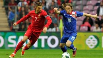 Хорватия – Португалия, онлайн-трансляция. Стартовые составы команд