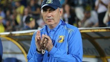 Бердыев подписал новый контракт с «Ростовом»