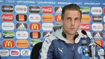 Пекарик: «Не хочу, чтобы сегодня Словакия покинула турнир»