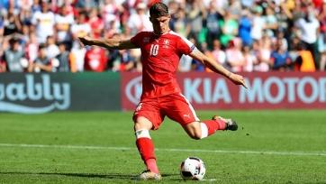 Гранит Джака считает, что незабитый пенальти в ворота Польши сделает его только сильнее