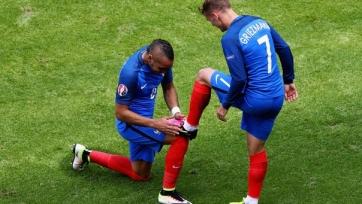 Антуан Гризманн – лучший игрок противостояния Франции и Ирландии