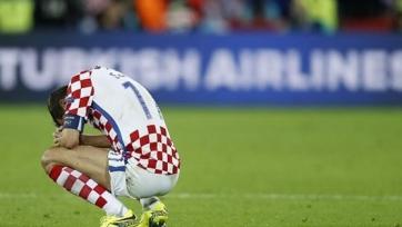 Срна объявил о завершении карьеры в сборной Хорватии
