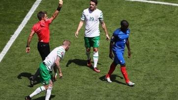 Рами и Канте не помогут сборной Франции в 1/4 финала Евро-2016.