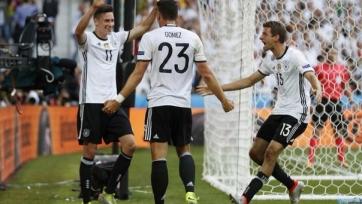 Дракслер – лучший игрок матча Германия – Словакия