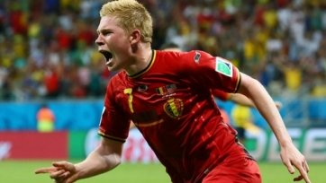 Кевин Де Брёйне надеется на выход в финал Чемпионата Европы