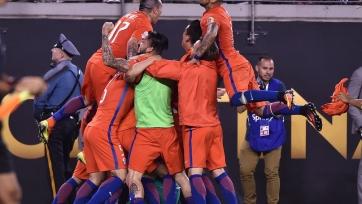 Сборная Чили снова стала обладателем Кубка Америки