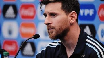 Месси заявил, что завершил карьеру в сборной Аргентины