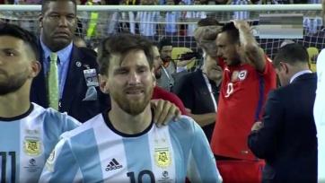 Агуэро: «Не только Месси собирается завершить свои выступления за Аргентину»