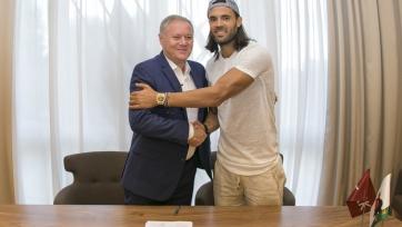 «Рубин» заключил контракт с защитником «Панатиноикоса»
