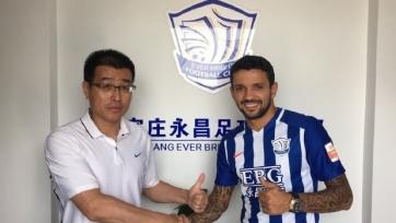 Матеус перешёл в один из китайских клубов