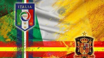Италия – Испания, онлайн-трансляция. Стартовые составы команд