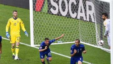 Испанцы потерпели первое поражение в плей-офф ЧЕ с 2000-го года