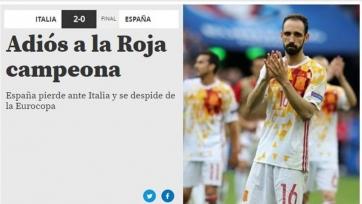 Испанская пресса: «Это конец целой эры в футболе»