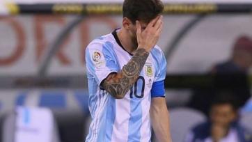Марадона призвал Месси не уходить из сборной
