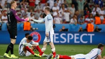 Руни: «Мне нравится играть за сборную Англии»