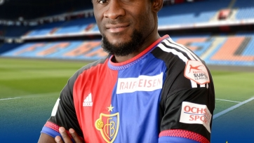 Официально: Сейду Думбия стал игроком «Базеля»
