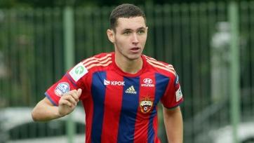 Никита Чернов сменил ЦСКА на «Енисей»