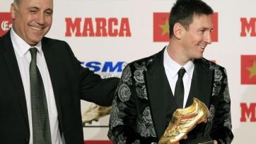 Христо Стоичков также призвал Месси не покидать сборную Аргентины