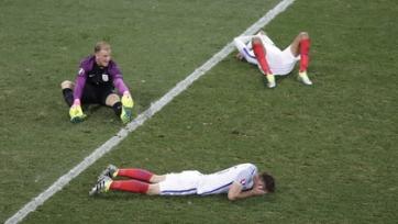 В Umbro пошутили над сборной Англии