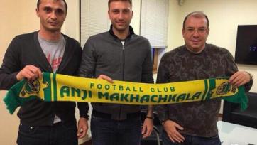 Официально: Юрченко подписал контракт с «Анжи»