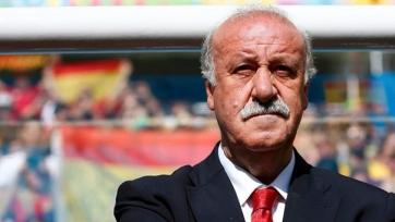 Капаррос не хочет, чтобы Дель Боске покидал пост наставника сборной Испании