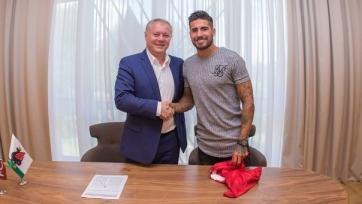 Официально: Гарсия перешёл из «Вильярреала» в «Рубин»